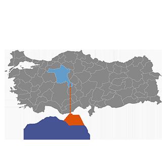 prm map